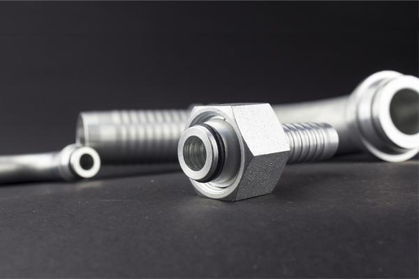 24度コーンメトリックスレッド標準DKOL DKOS油圧継手
