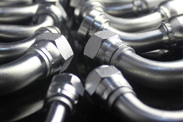 油圧継手およびアダプター45 GBメトリックメス74コーンシートホース継手油圧部品20791